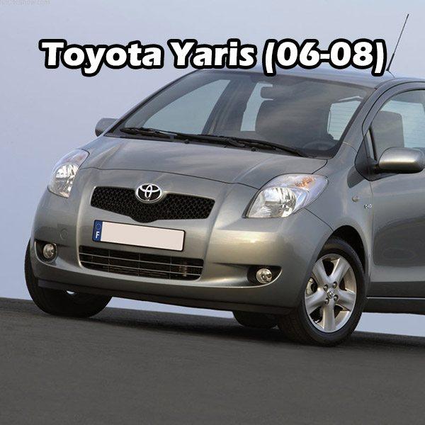 Toyota Yaris (06-08)