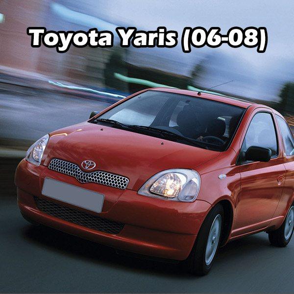 Toyota Yaris (99-03)