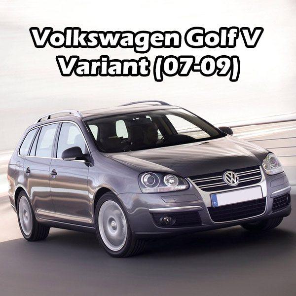 Volkswagen Golf V Variant (07-09)
