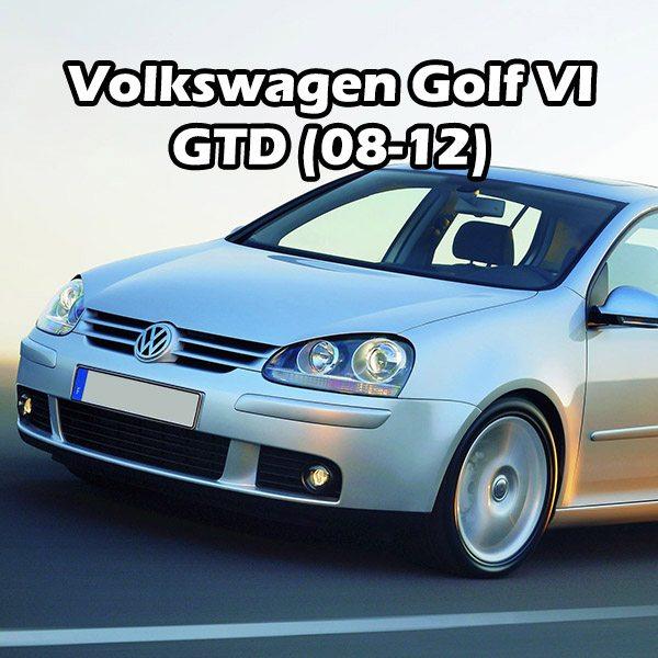 Volkswagen Golf VI GTD (08-12)