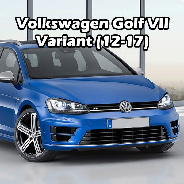 Volkswagen Golf VII Variant (12-17)