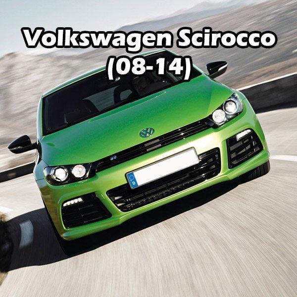 Volkswagen Scirocco (08-14)