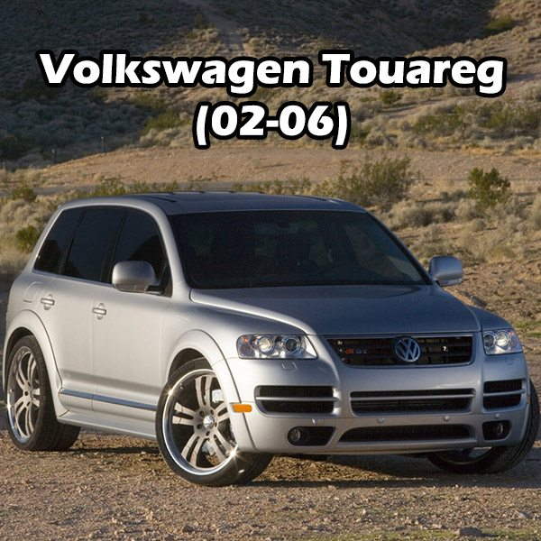 Volkswagen Touareg (02-06)