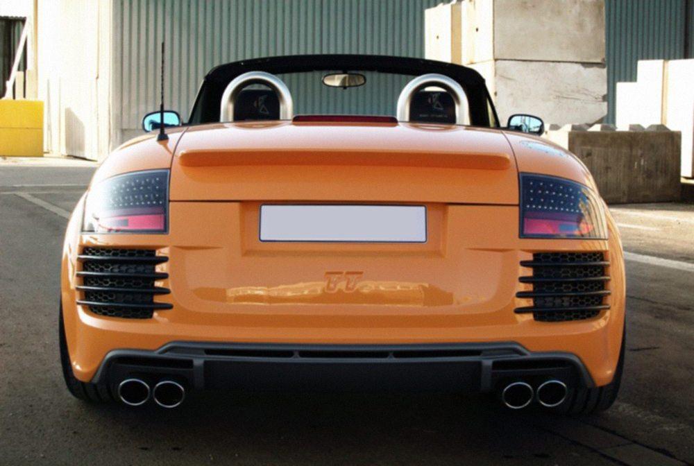 Audi-TT-8N-Cabrio-98-05-Para-choques-Trás-look-R8
