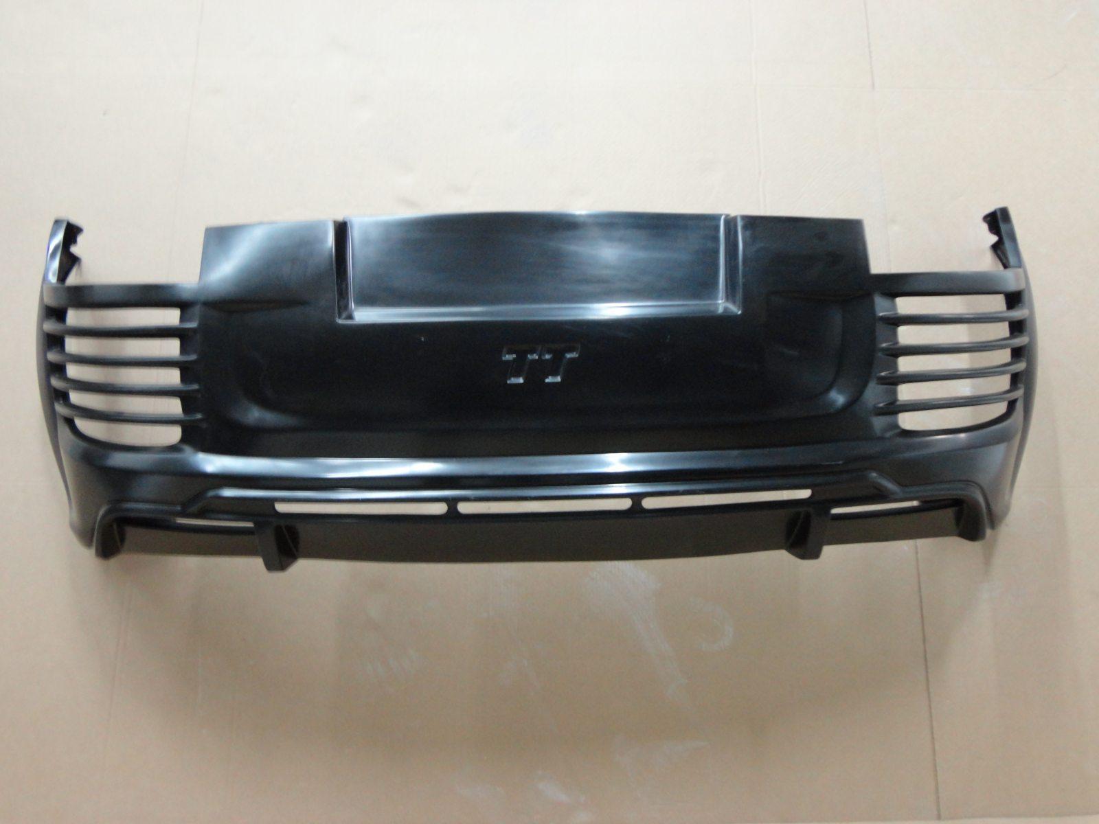 Audi-TT-8N-Coupé-98-05-Para-choques-Trás-look-R8-2