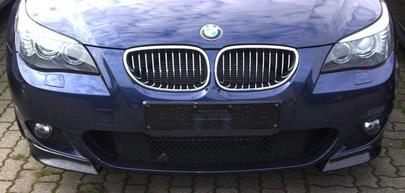 BMW-Serie-5-E60-03-07-Splitter-Pack-M-1