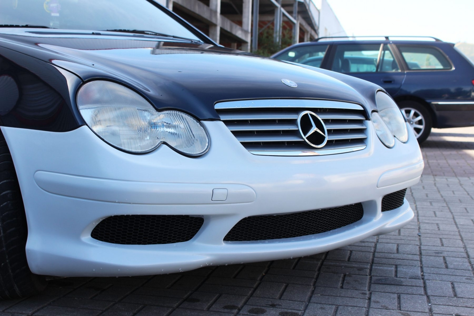 Mercedes-Benz-Class-C-C203-Sportcoupe-01-04-Para-choques-Frente-AMG-2