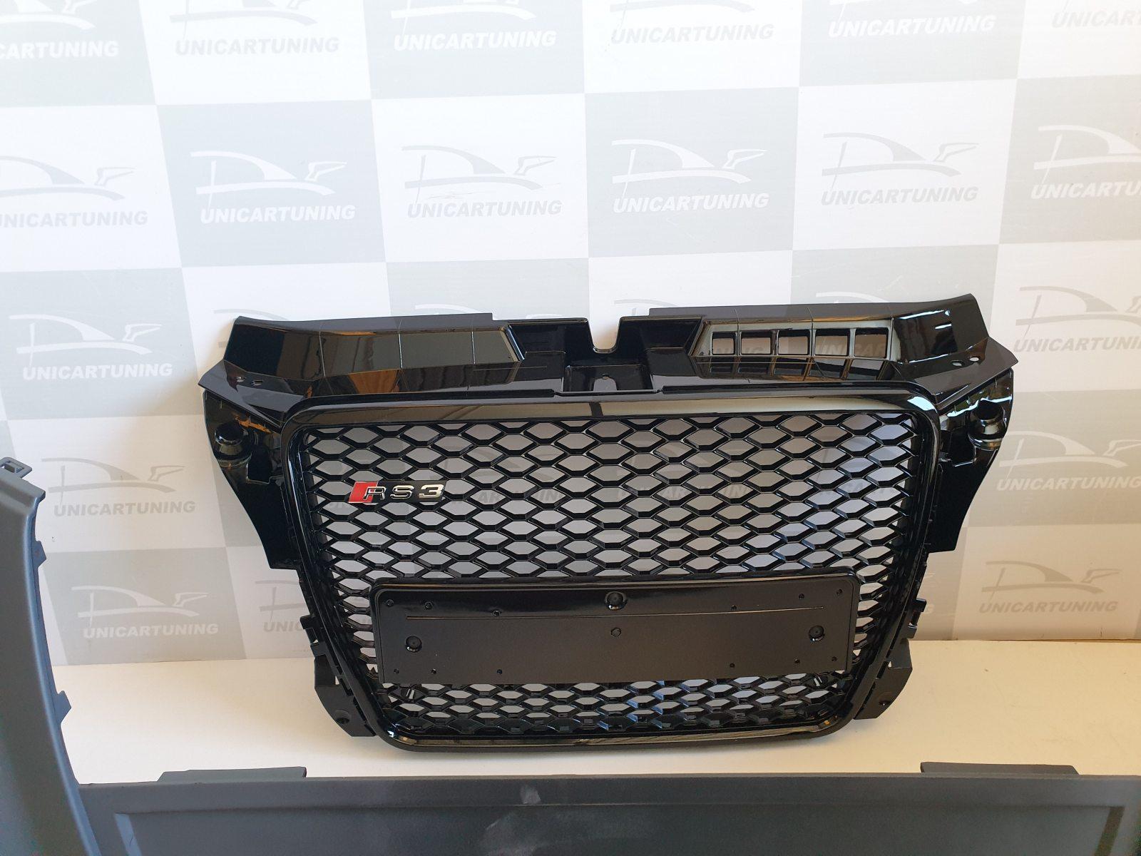 Audi-A3-8P3-08-12-Para-choques-Frente-RS3-3