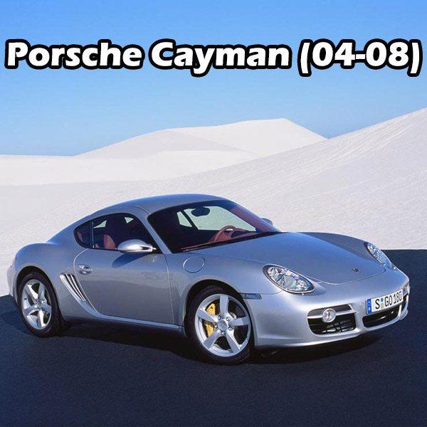 Porsche Cayman (04-08)