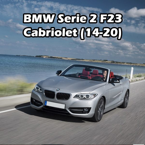 BMW Serie 2 F23 Cabriolet (14-20)