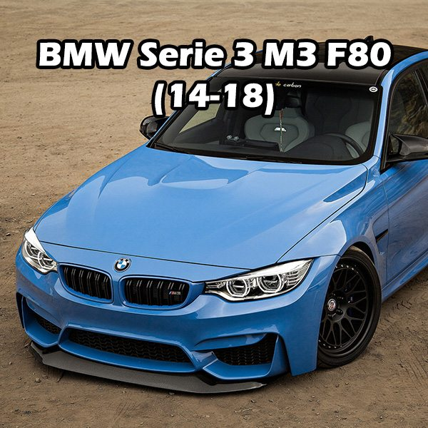 BMW Serie 3 M3 F80 (14-18)