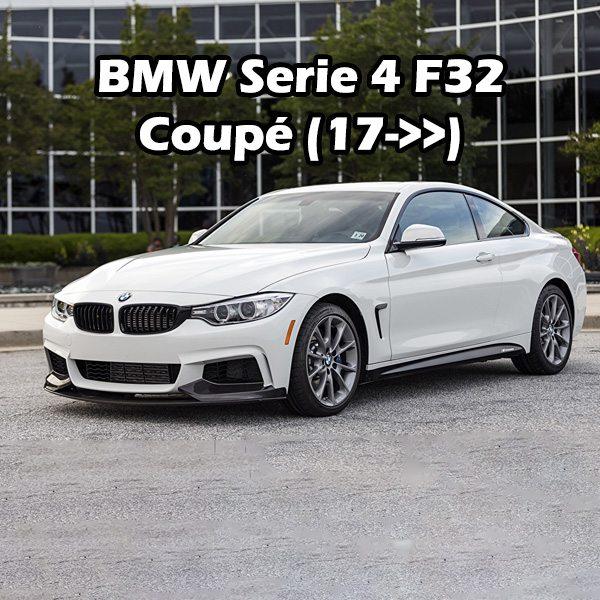 BMW Serie 4 F32 Coupé (17->>)
