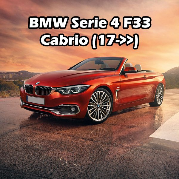 BMW Serie 4 F33 Cabrio (17->>)