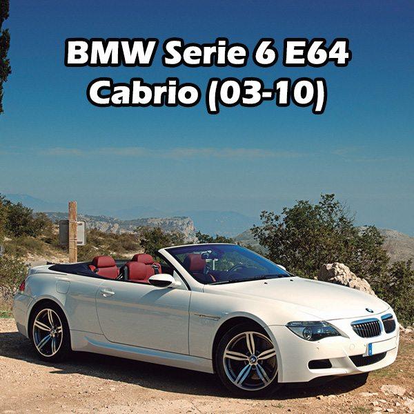 BMW Serie 6 E64 Cabrio (03-10)
