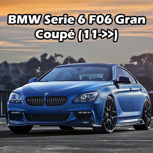 BMW Serie 6 F06 Gran Coupé (11->>)