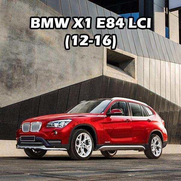 BMW X1 E84 LCI (12-16)