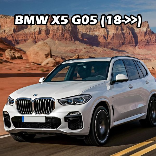 BMW X5 G05 (18->>)