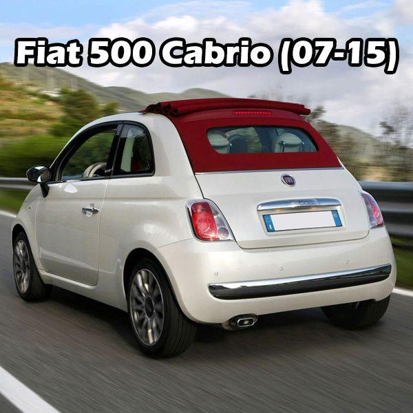 Fiat 500 Cabrio (07-15)