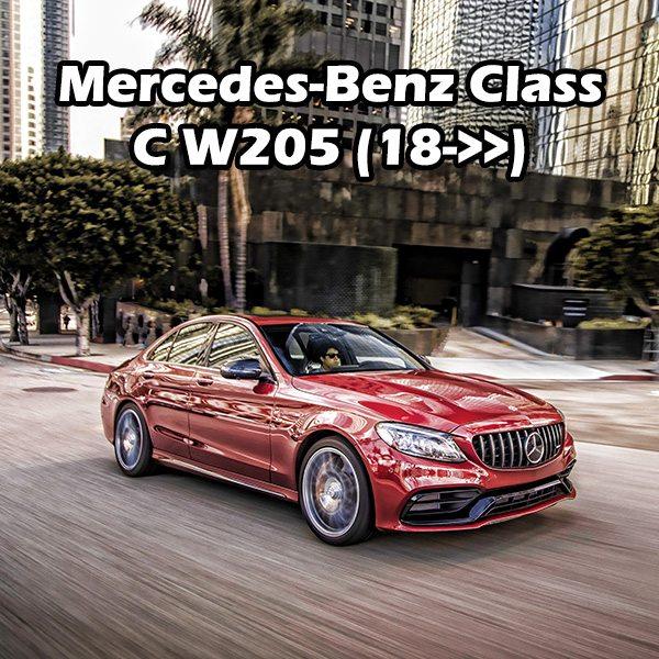 Mercedes-Benz Class C W205 (18->>)