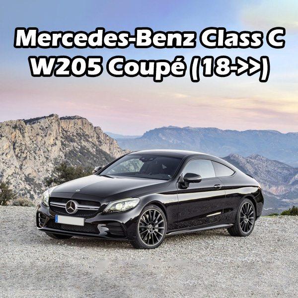 Mercedes-Benz Class C W205 Coupé (18->>)