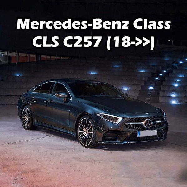 Mercedes-Benz Class CLS C257 (18->>)