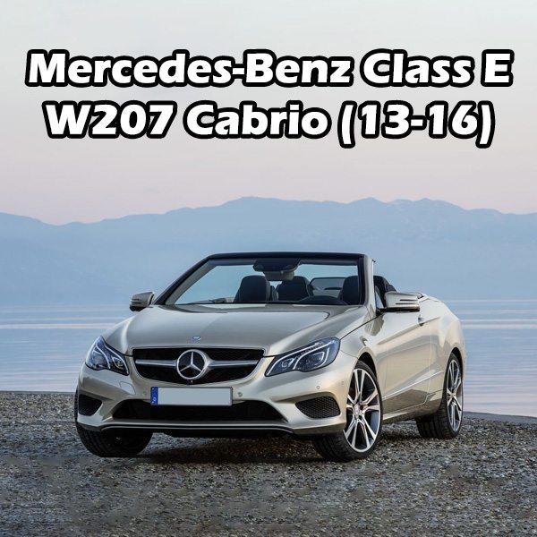 Mercedes-Benz Class E W207 Cabrio (13-16)