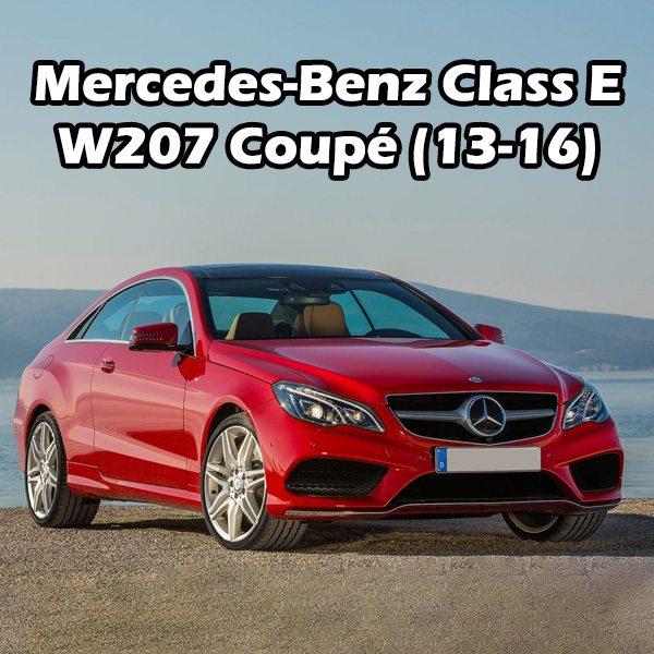Mercedes-Benz Class E W207 Coupé (13-16)