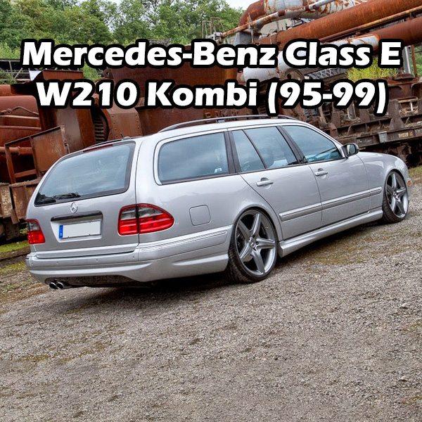 Mercedes-Benz Class E W210 Kombi (95-99)