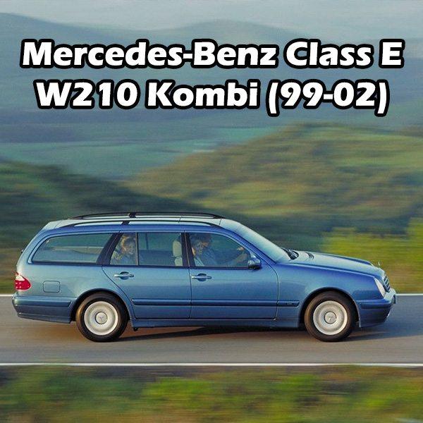 Mercedes-Benz Class E W210 Kombi (99-02)
