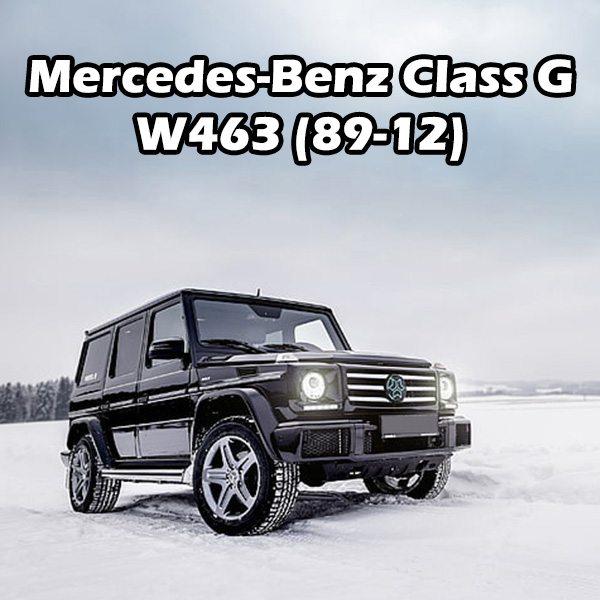 Mercedes-Benz Class G W463 (89-12)