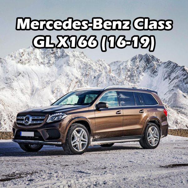 Mercedes-Benz Class GL X166 (16-19)