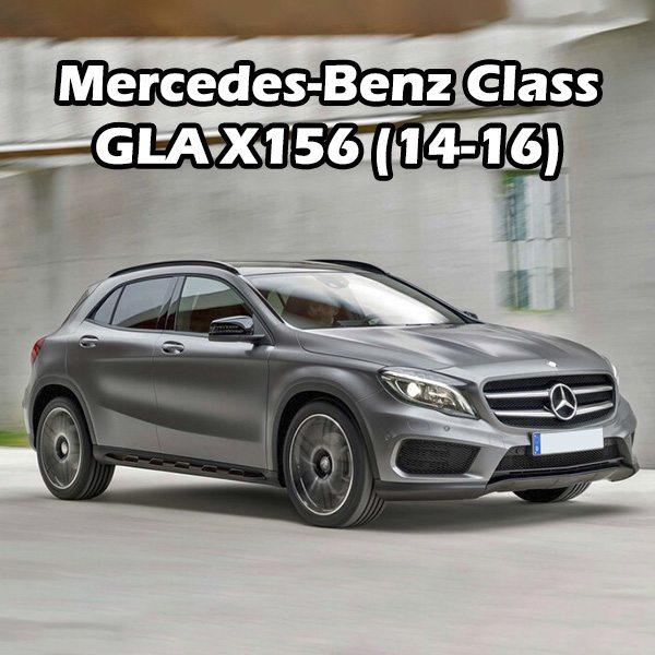 Mercedes-Benz Class GLA X156 (14-16)