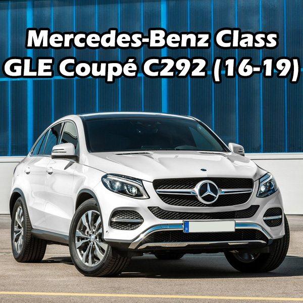 Mercedes-Benz Class GLE Coupé C292 (16-19)