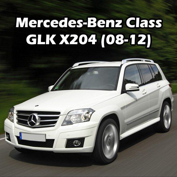 Mercedes-Benz Class GLK X204 (08-12)