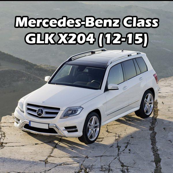 Mercedes-Benz Class GLK X204 (12-15)