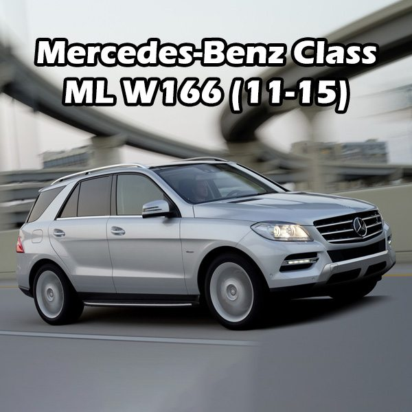 Mercedes-Benz Class ML W166 (11-15)