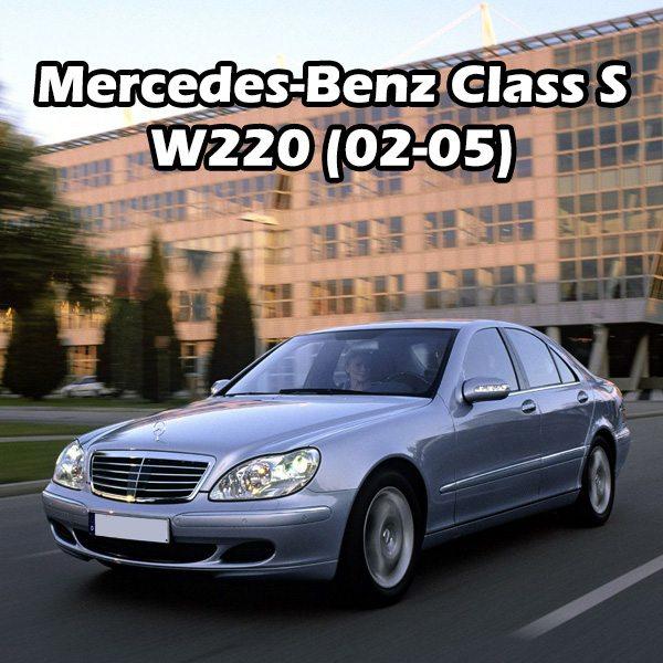 Mercedes-Benz Class S W220 (02-05)