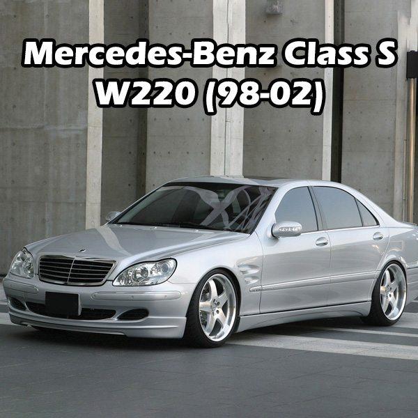 Mercedes-Benz Class S W220 (98-02)