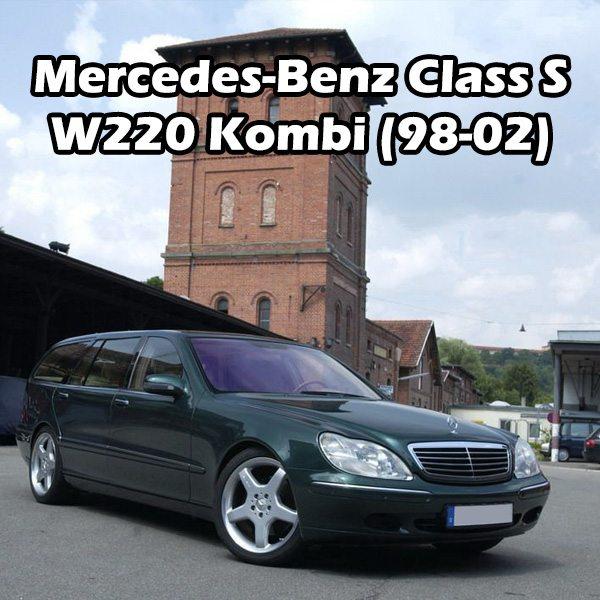 Mercedes-Benz Class S W220 Kombi (98-02)