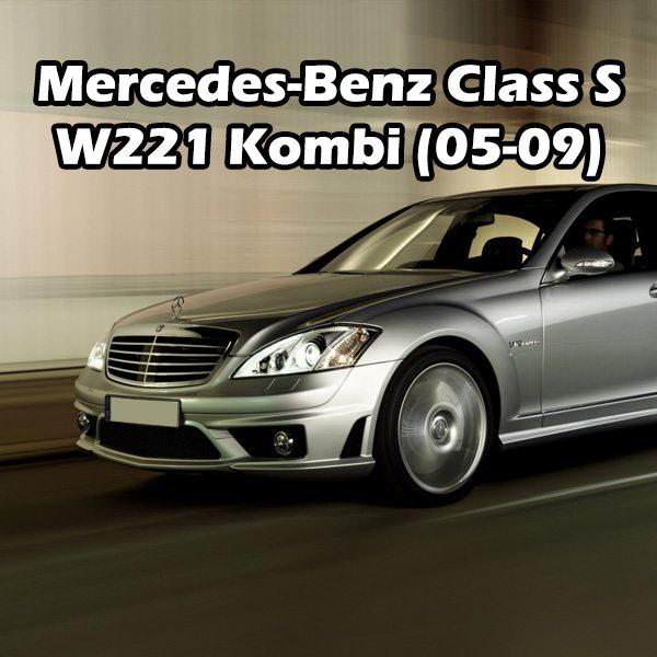 Mercedes-Benz Class S W221 Kombi (05-09)