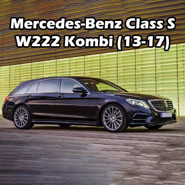Mercedes-Benz Class S W222 Kombi (13-17)