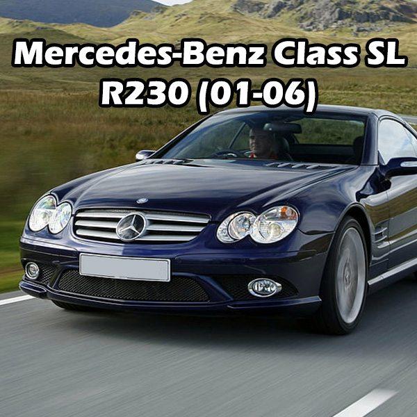 Mercedes-Benz Class SL R230 (01-06)