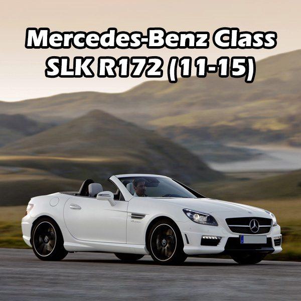 Mercedes-Benz Class SLK R172 (11-15)