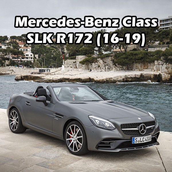 Mercedes-Benz Class SLK R172 (16-19)