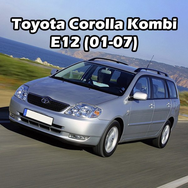 Toyota Corolla Kombi E12 (01-07)