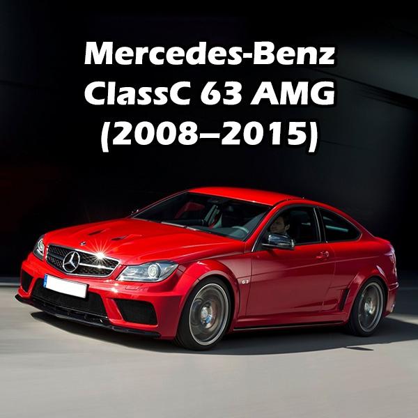 Mercedes-Benz Class C 63 AMG (2008–2015)