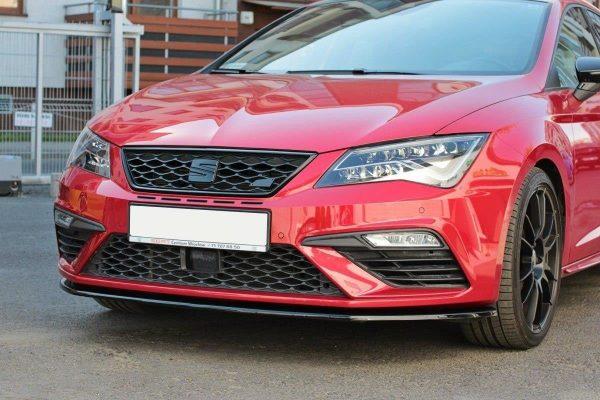 eng pl Front-Splitter-V-1-Seat-Leon-Cupra-FR-Mk3-FL-5647 1